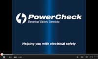 screen shot of PowerCheck Intro video